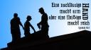Sprüche 10.4