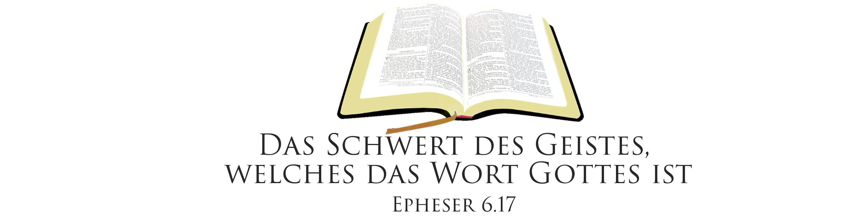 Bibelversgroß