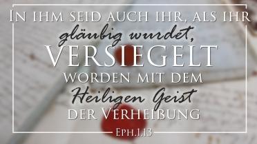 Eph.1.13