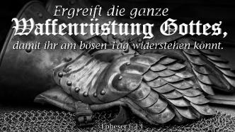 Eph. 6.13