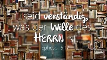 Eph. 5.17