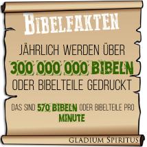 BF- Jährliche Bibel