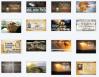 Sammlung Bilder PC